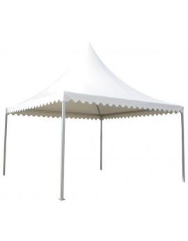 Location de tente de réception pagode 5x5 ou chapiteau