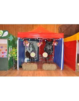 location de Stand Tir à l'arc Enfants