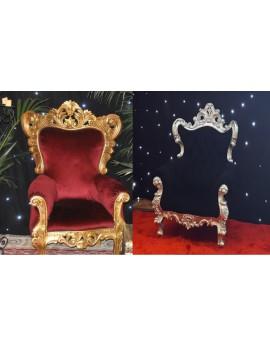 Location de fauteuil Baroque ou Vénitien