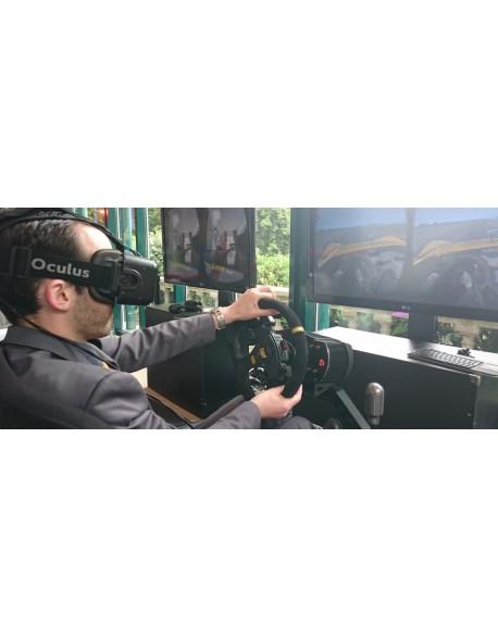 Location de simulateur de conduite virtuelle