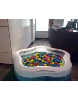 Location piscine à balles