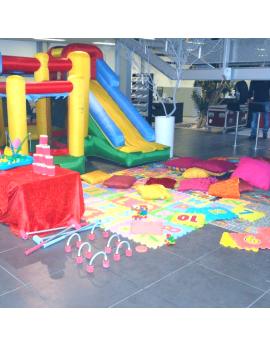 Location espace petite enfance