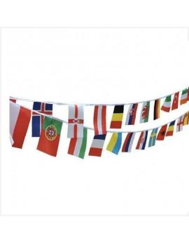 Banderole drapeaux