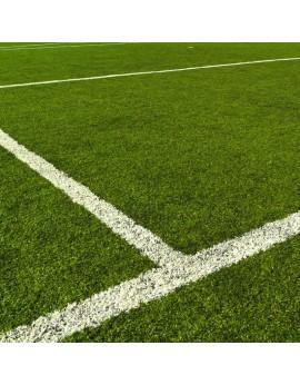 Décor terrain de football