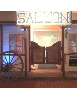 Entrée de Saloon