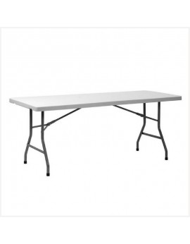 Location tables pliantes rectangulaires