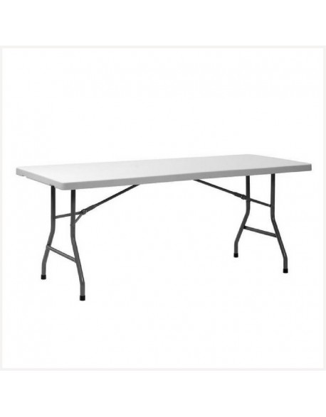 Location de tables pliantes rectangulaires