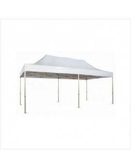 Location de tente de réception pliable 6m x 3m - 18m²