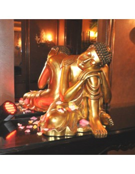 Location statue Bouddha Thaï