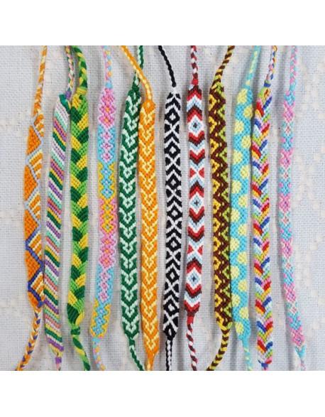 Atelier bracelets brésilien