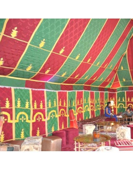 Location tenture murale