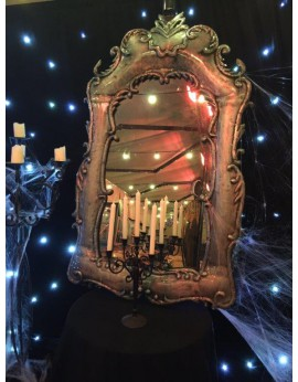 Grand miroir halloween