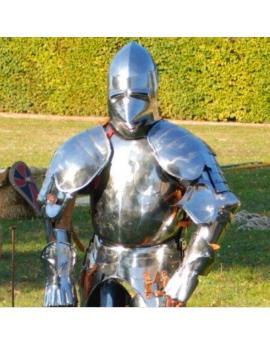 Location armure médiévale
