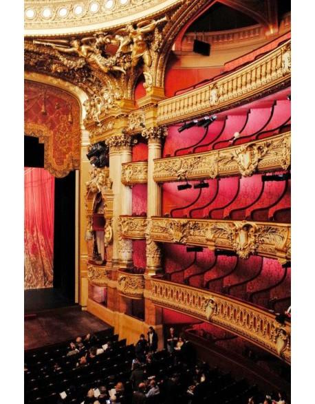 Bâche décors opéra
