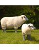 Mouton en résine