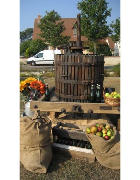 Grand pressoir à pomme