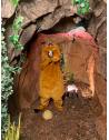 Décors grotte émission MarmotteLine - VIRGIN TONIC