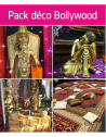 Forfait pack déco Bollywood