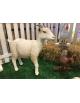 Chèvres en résine