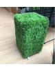 Pouf en herbe