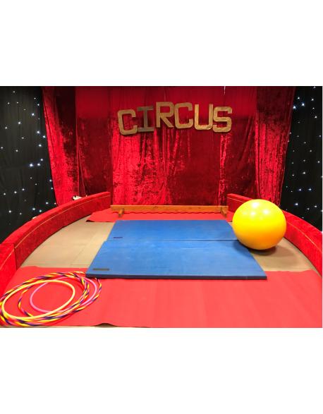 Location piste de cirque