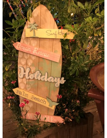Planche de surf Holidays