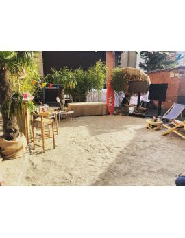 Étendue de sable