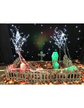 Location décors thème Halloween