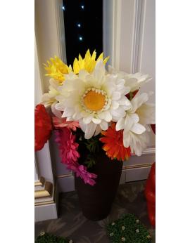 Fleurs géantes