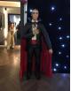 Statue Dracula en résine
