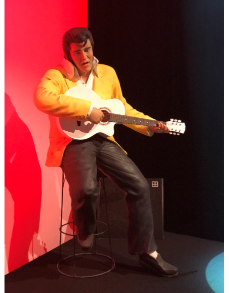 Statue Elvis Presley