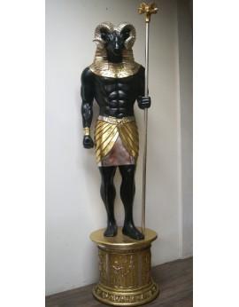 Statue Knhoum