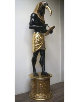 Statue thot