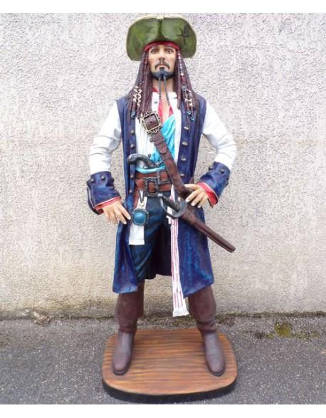 Statue Jack sparrow