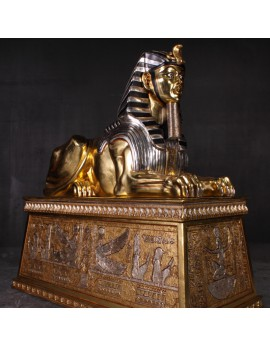 Sphinx sur base