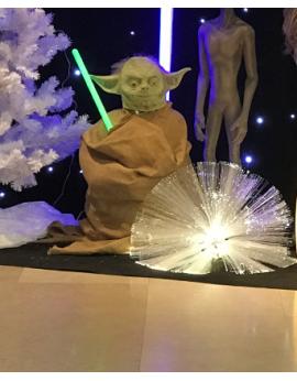 Statue Yoda