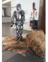Grande armure chevalier