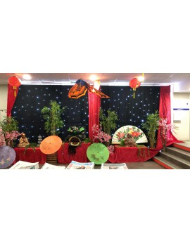 Location décors Asie - Chine - Japon