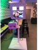 Location de photobooth ou borne-photo selfie autonome