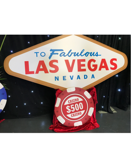 Location panneau lumineux Las Vegas