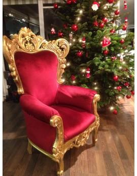 Le fauteuil du Père-Noël