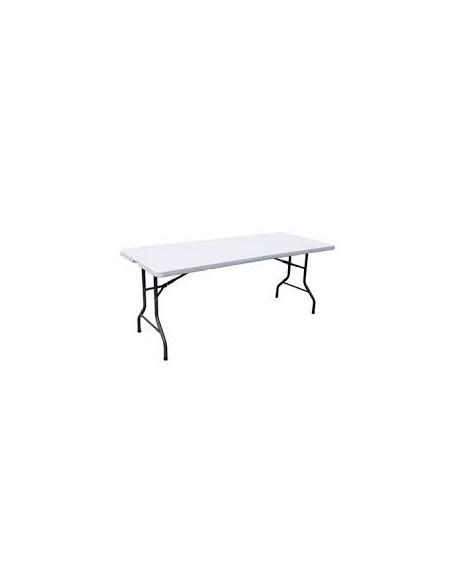Location de tables pliantes rectangulaires