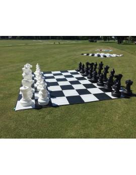 Jeux d'échec géant