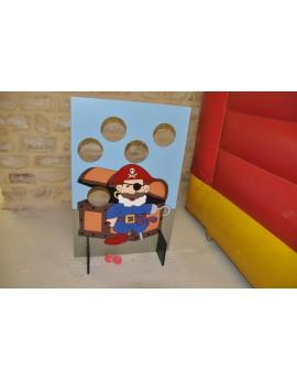 Location jeux et animations Pirate pour enfants