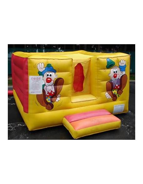 Bain de boules Clown