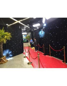 Location décors thème Cinéma