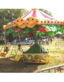 Location décors et animations fête foraine